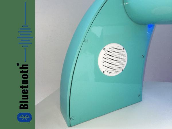 Système de sonorisation avec connexion Bluetooth du volet hors-sol RYVIERA 2