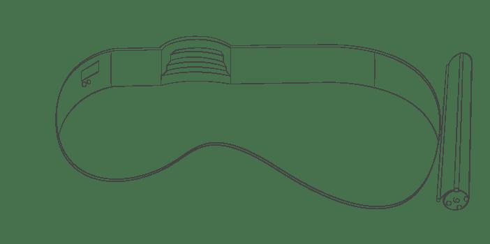 schéma piscine haricot