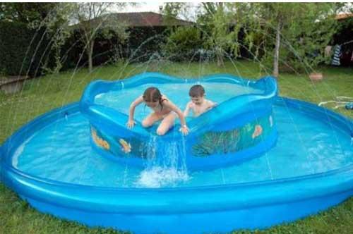 piscine gonflable avantages inconvenients criteres de choix