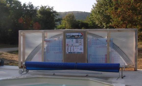 abri de piscine en kit une bonne