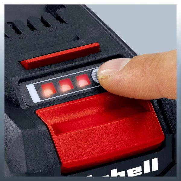Einhell Set încărcător pentru baterii Power X-Change 18 V 4 Ah 4512042