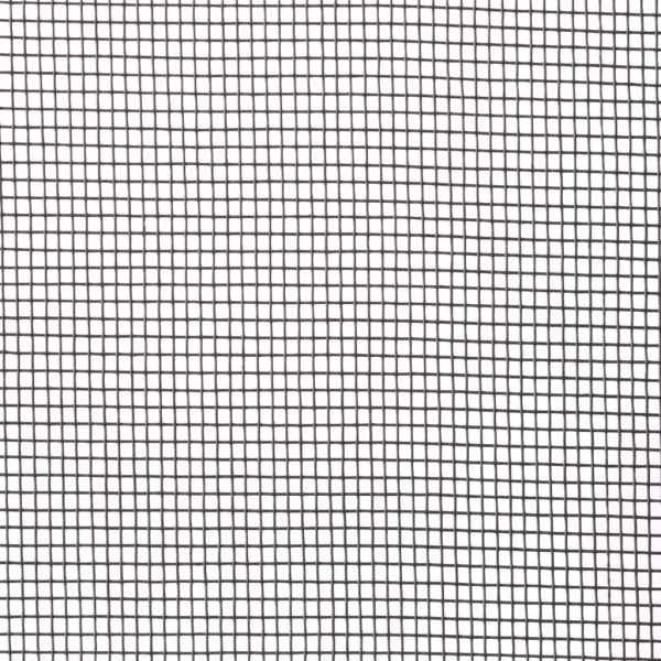Nature Plasă de țânțari, negru, 1 x 3 m, fibră de sticlă
