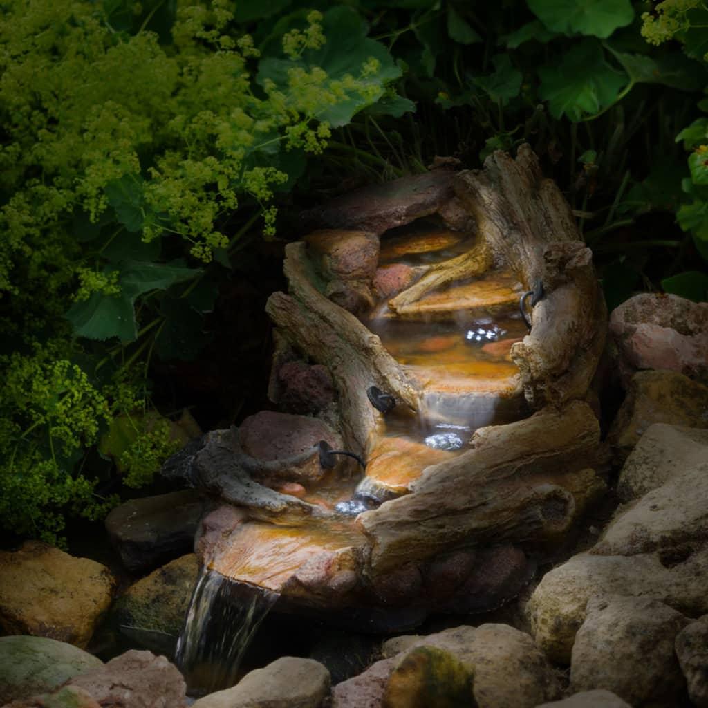 Ubbink Cascadă de grădină pe dreapta REVETON