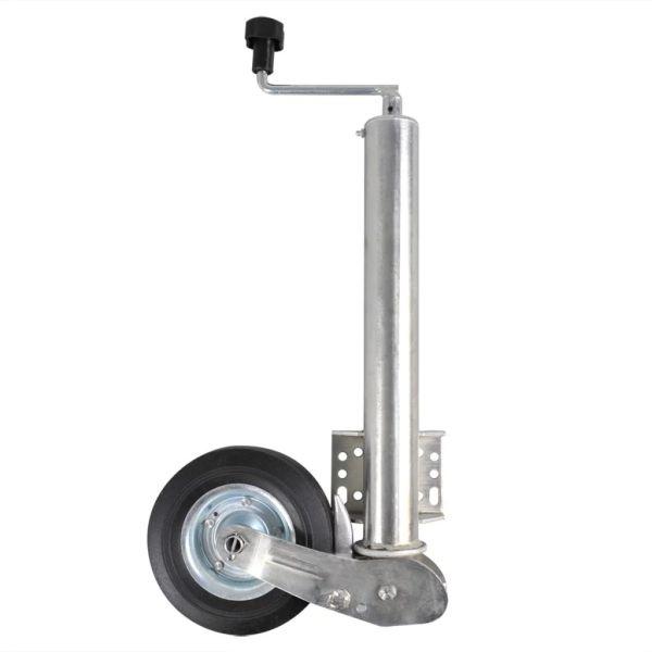 Roată manevră ProPlus 60 mm cu anvelopă din cauciuc 20 x 6 cm 341505