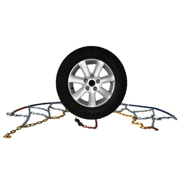 ProPlus Lanțuri de zăpadă pentru anvelope auto, 12 mm, KN110, 2 buc.