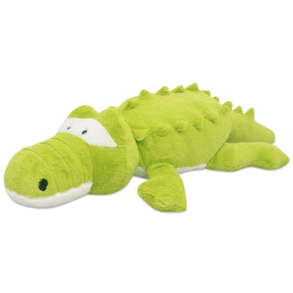 vidaXL Crocodil de pluș de jucărie XXL, 150 cm