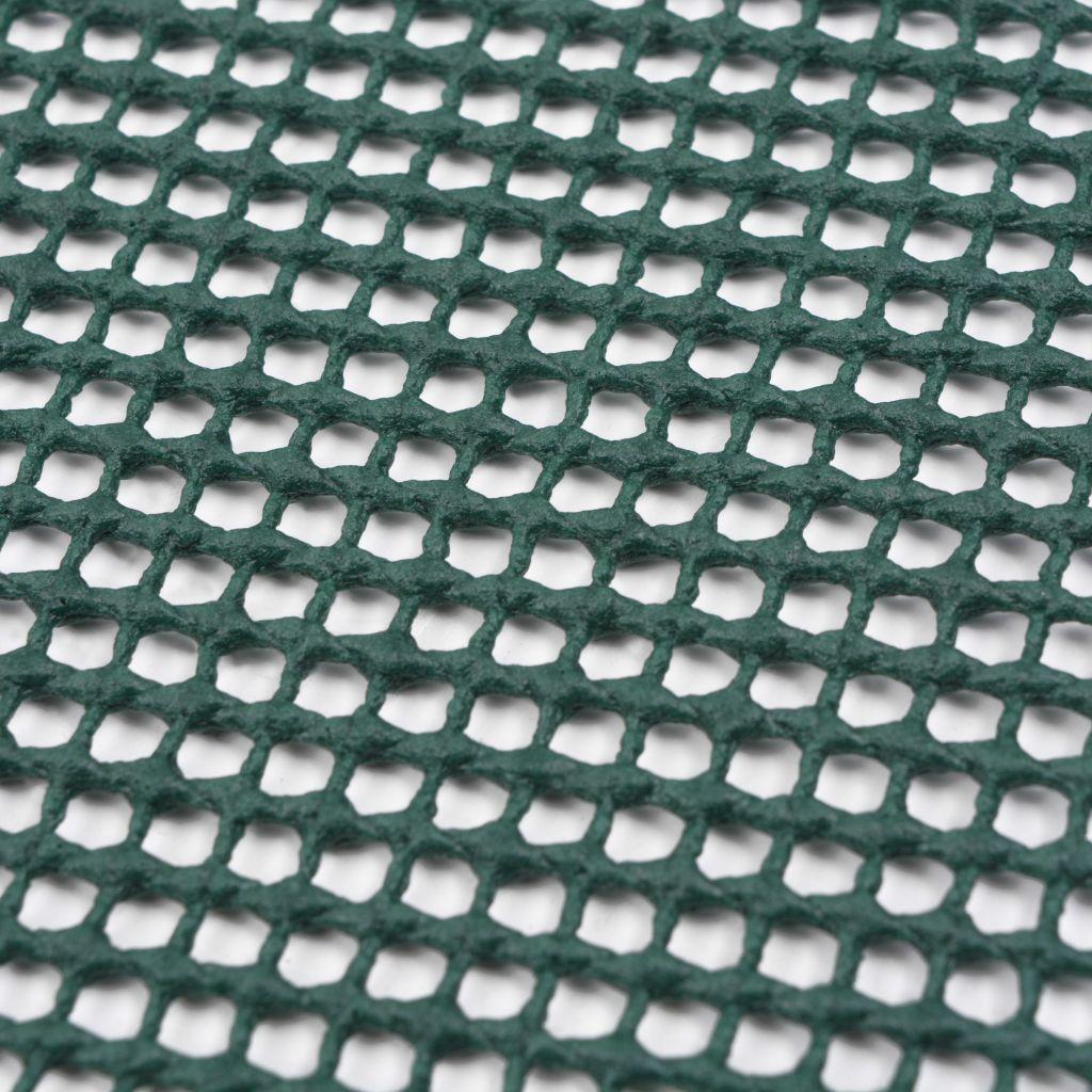 vidaXL Covor pentru cort, verde, 250 x 600 cm