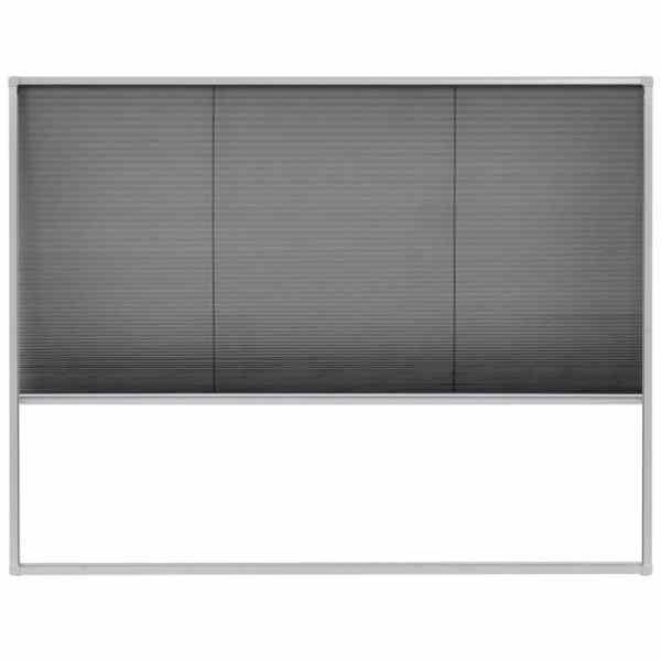 Ecran insecte pentru ferestre aluminiu, 130×100 cm