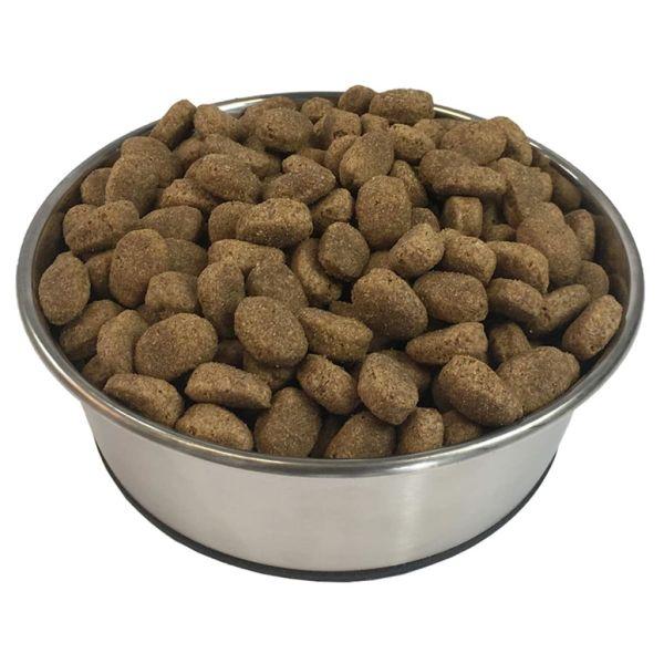 vidaXL Hrană câini uscată Premium, miel & orez adulți sensibili, 15 kg
