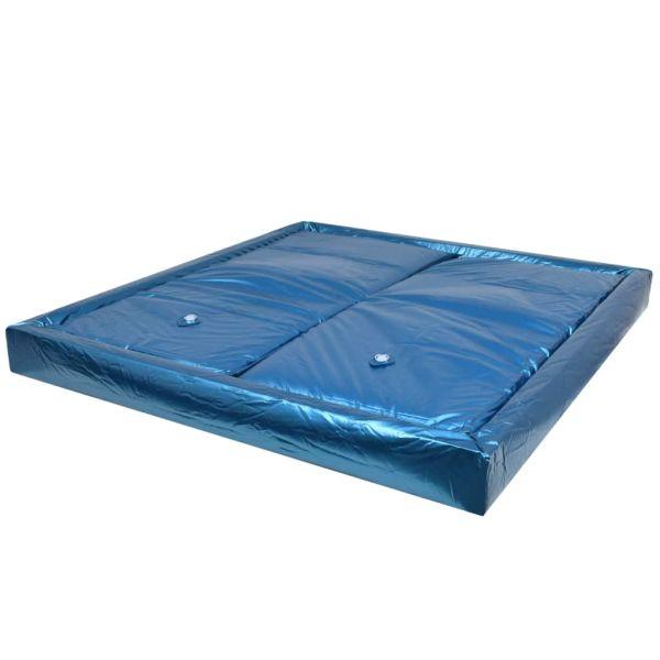 Set saltea pat cu apă cu căptușeală și separator 200×220 cm F3