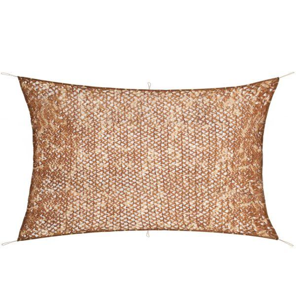 vidaXL Plasă de camuflaj cu geantă de depozitare, 3 x 5 m