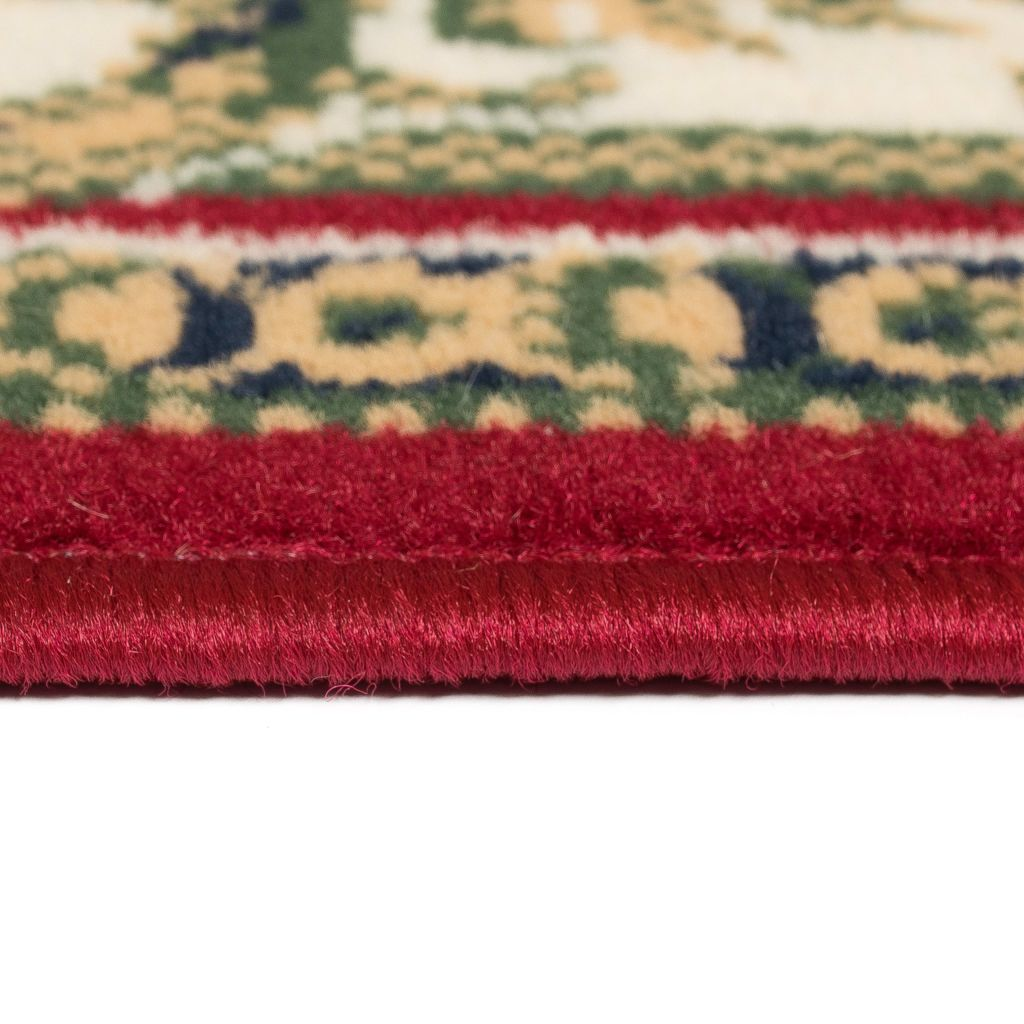 Covor oriental, roșu/bej, 160 x 230 cm