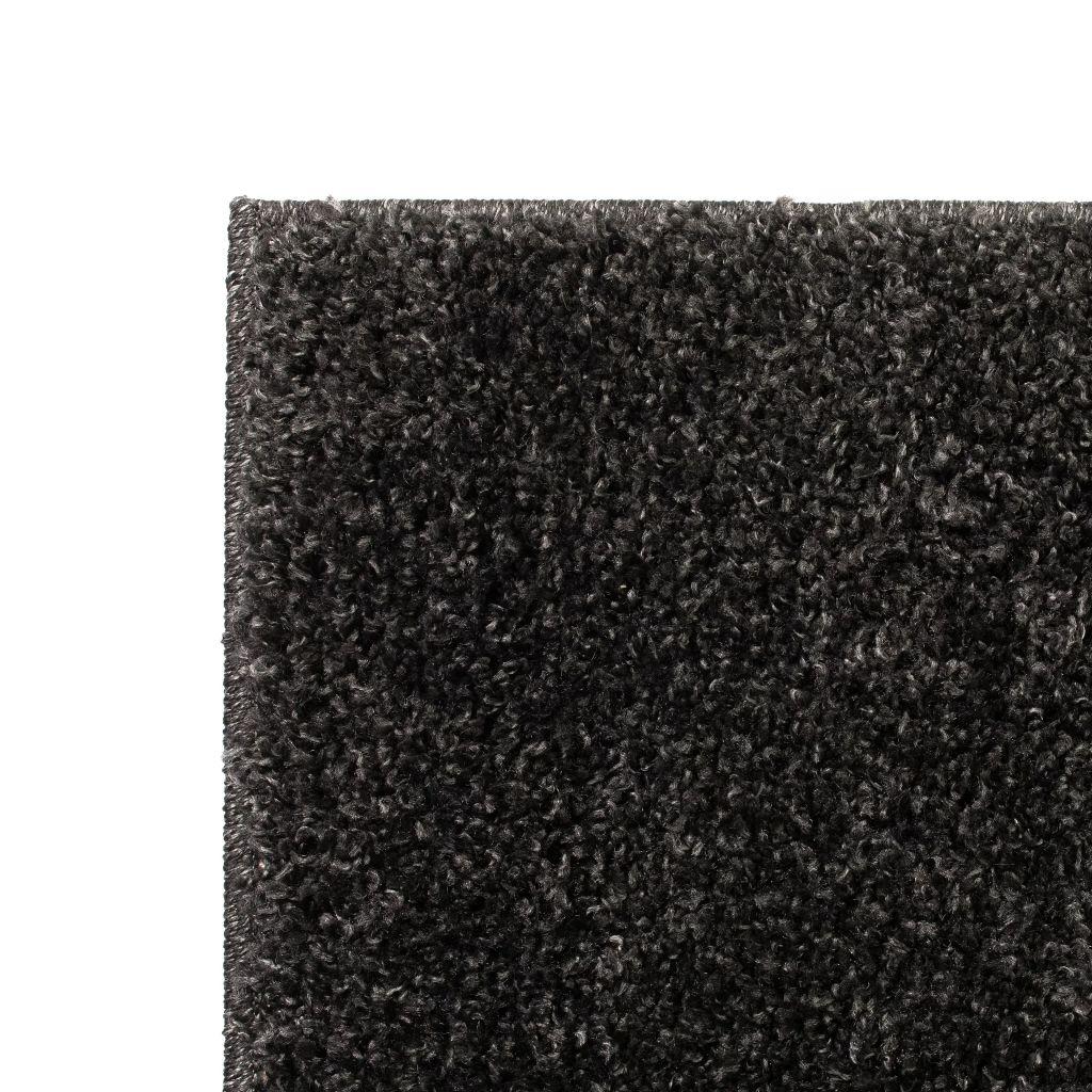 Covor lățos, 120×170 cm, Antracit
