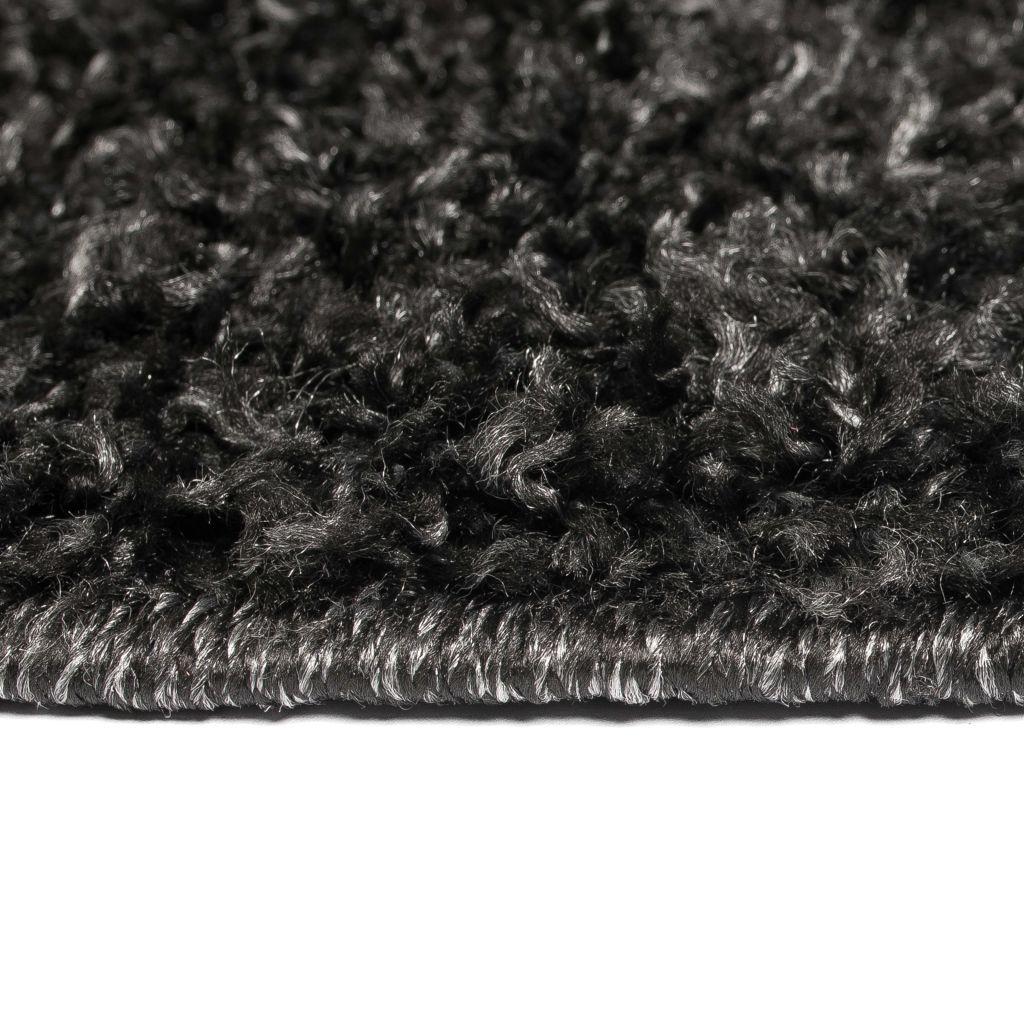 vidaXL Covor lățos, 160×230 cm, Antracit