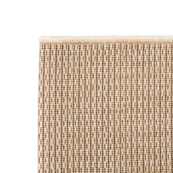vidaXL Covor aspect sisal de interior/exterior, 80 x 150 cm, bej
