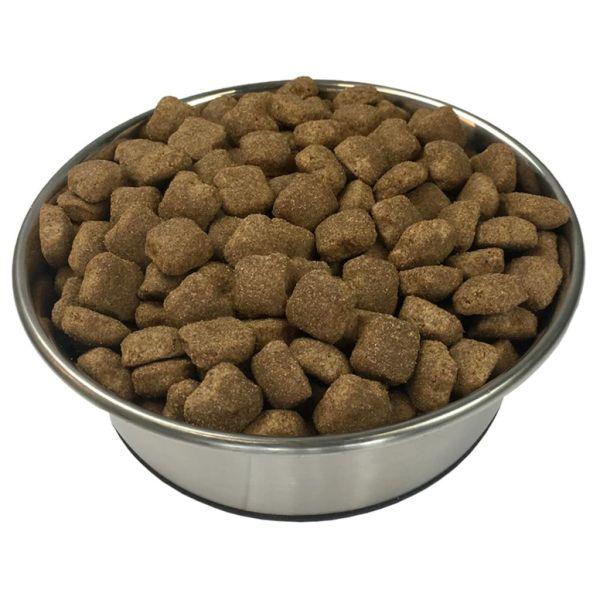 vidaXL Premium Hrană câini uscată vită și pui, adulți, 2 buc., 30 kg