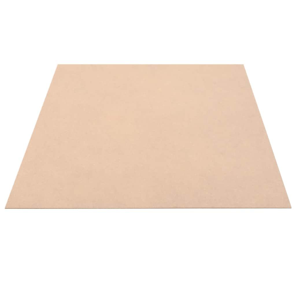 vidaXL Plăci MDF, 8 buc., 60 x 60 cm, pătrat, 12 mm
