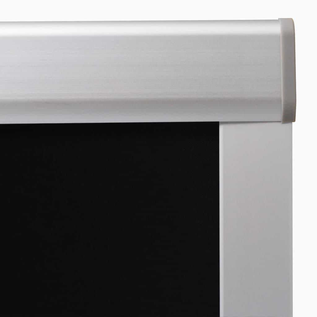 Jaluzea opacă tip rulou, negru, SK06