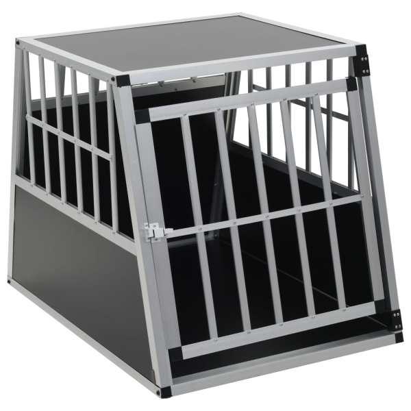 vidaXL Cușcă de câine cu o ușă 65 x 91 x 69,5 cm