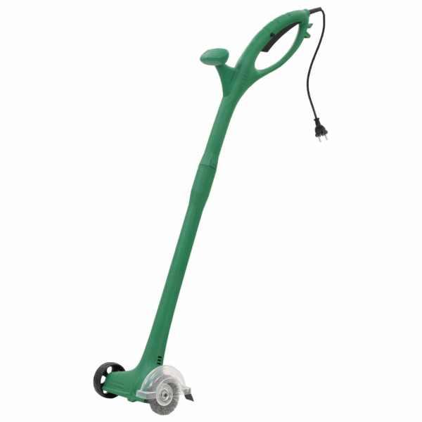 vidaXL Perie de buruieni electrică, verde, 140 W