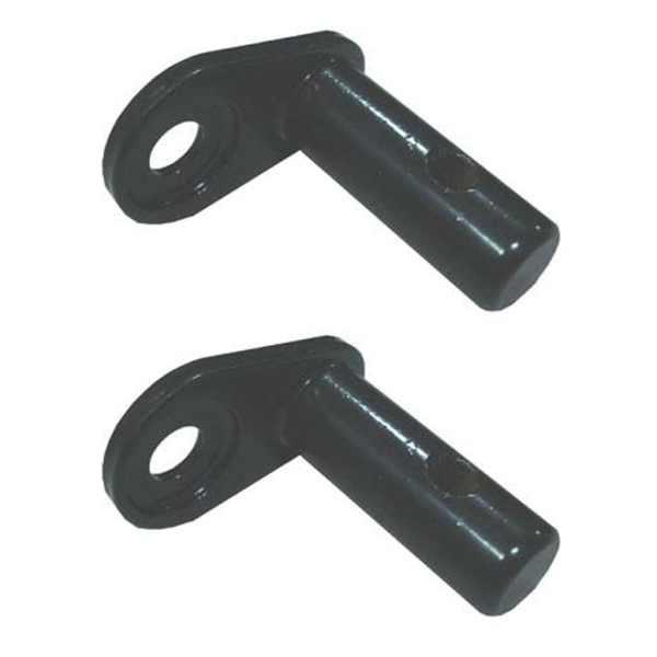 Cuplaje pentru remorcă de bicicletă, 2 buc. (2×90016)