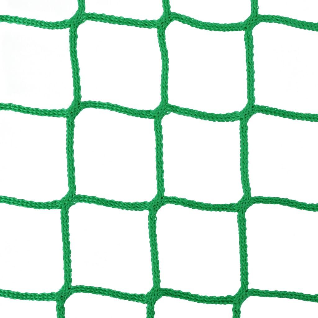 vidaXL Plasă pentru remorcă, PP, 3 x 5 m