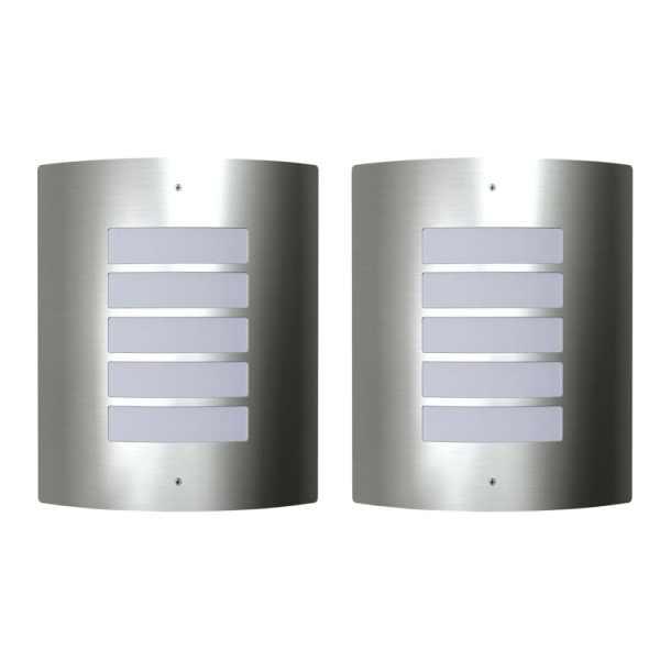 Lampă de exterior 60 W 2 buc