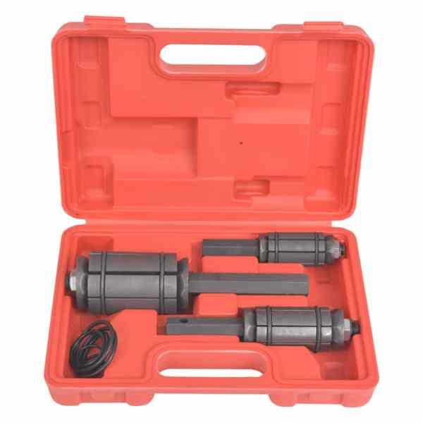 vidaXL Dispozitiv de lărgire țeavă tobă eșapament, 1-1/8″ – 3-1/2″