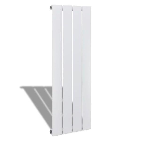 vidaXL Panou radiant, alb, 311 x 900 mm