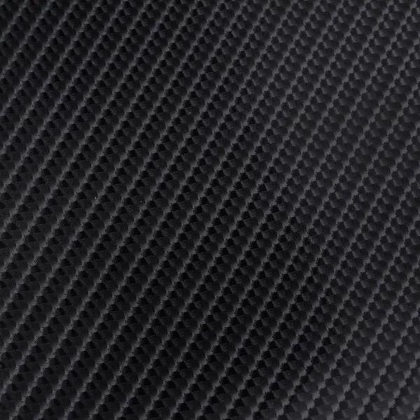 Autocolant folie din fibră de carbon 4D Negru 152 x 500 cm