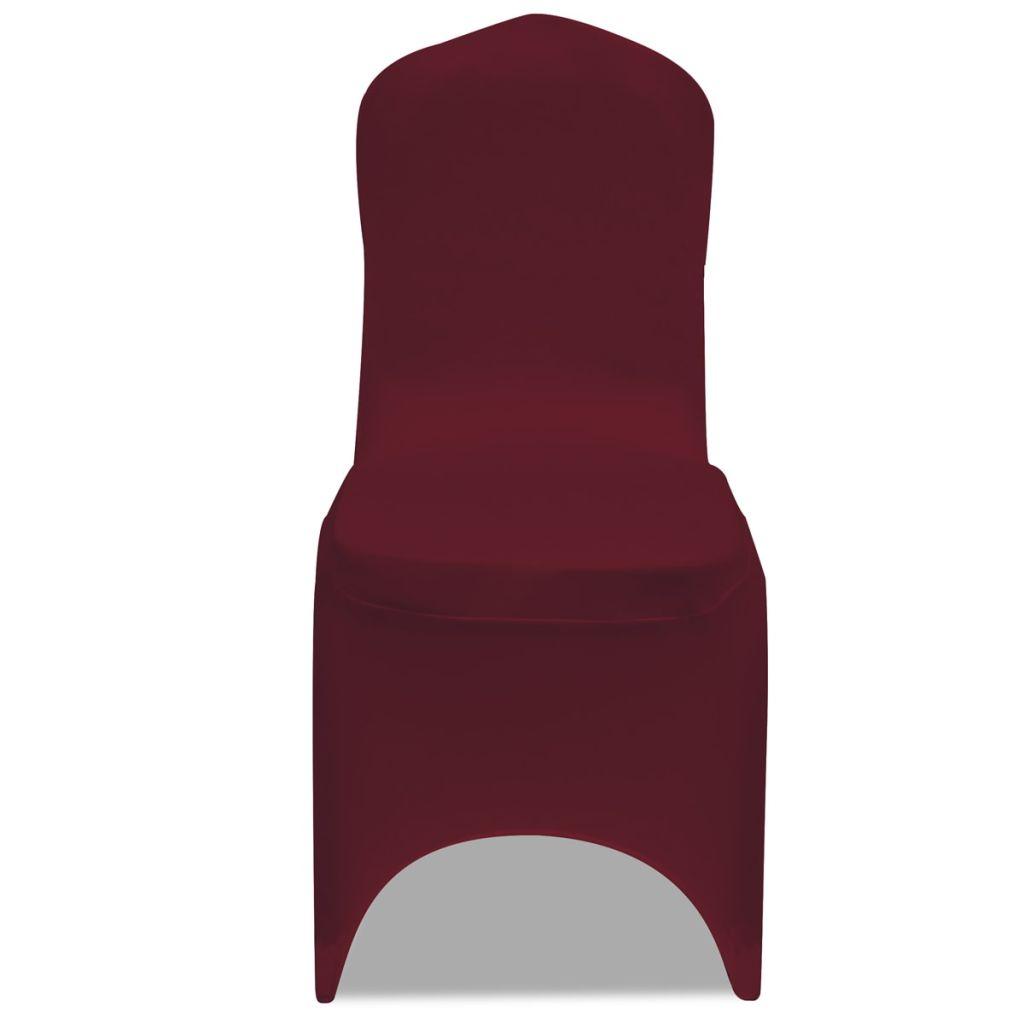 Husă pentru Scaun Elasticizată Grena 6 buc