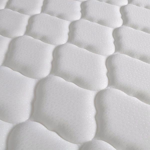 vidaXL Saltea din spumă cu memorie, 200 x 90 x 17 cm