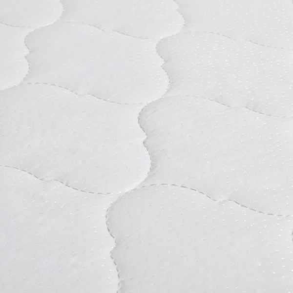 vidaXL Saltea din spumă cu memorie, 200 x 180 x 17 cm