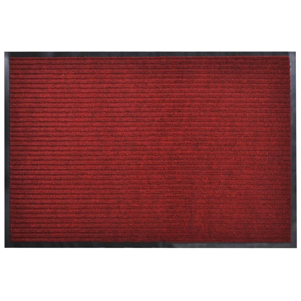 Covoraș Intrare PVC Roșu 90 x 120 cm