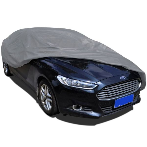 vidaXL Prelată auto, material textil nețesut, XL
