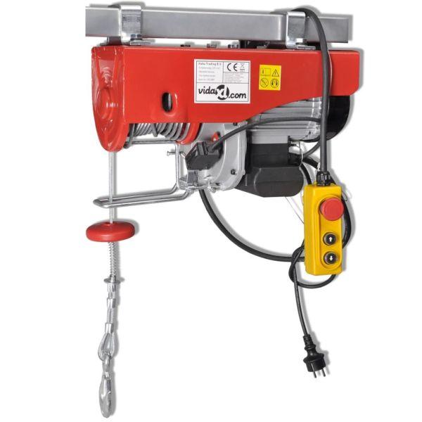 Troliu electric 1300 W 500/999 kg