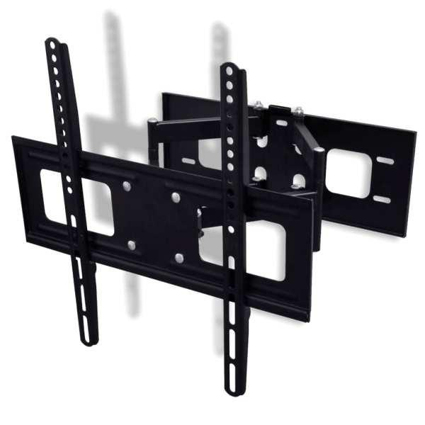 Suport TV perete cu sistem înclinare & pivotare 3D 32″ – 55″'