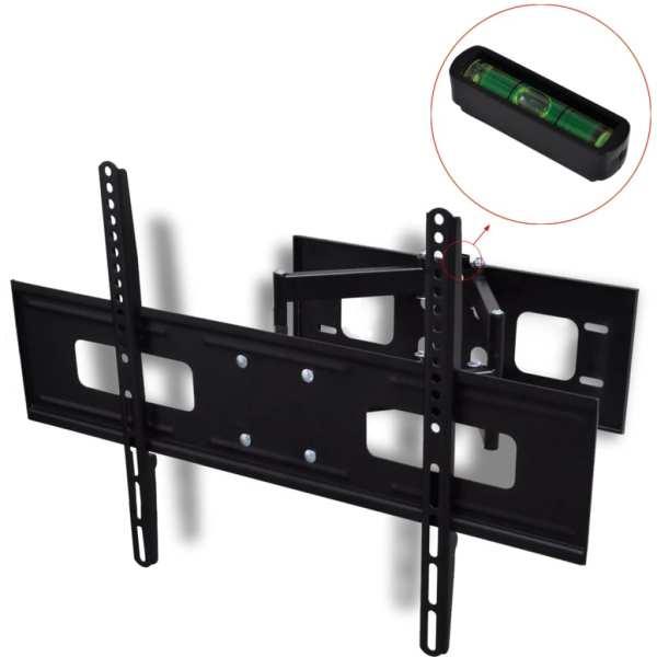 """vidaXL Suport TV de perete, reglabil, cu două brațe, 3D 37″-70"""""""