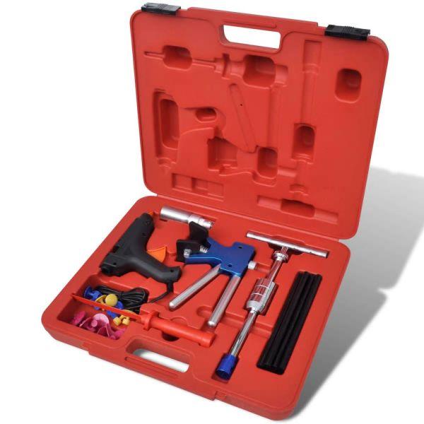 Kit pentru repararea caroseriei auto și urmelor de lovituri, 32 piese