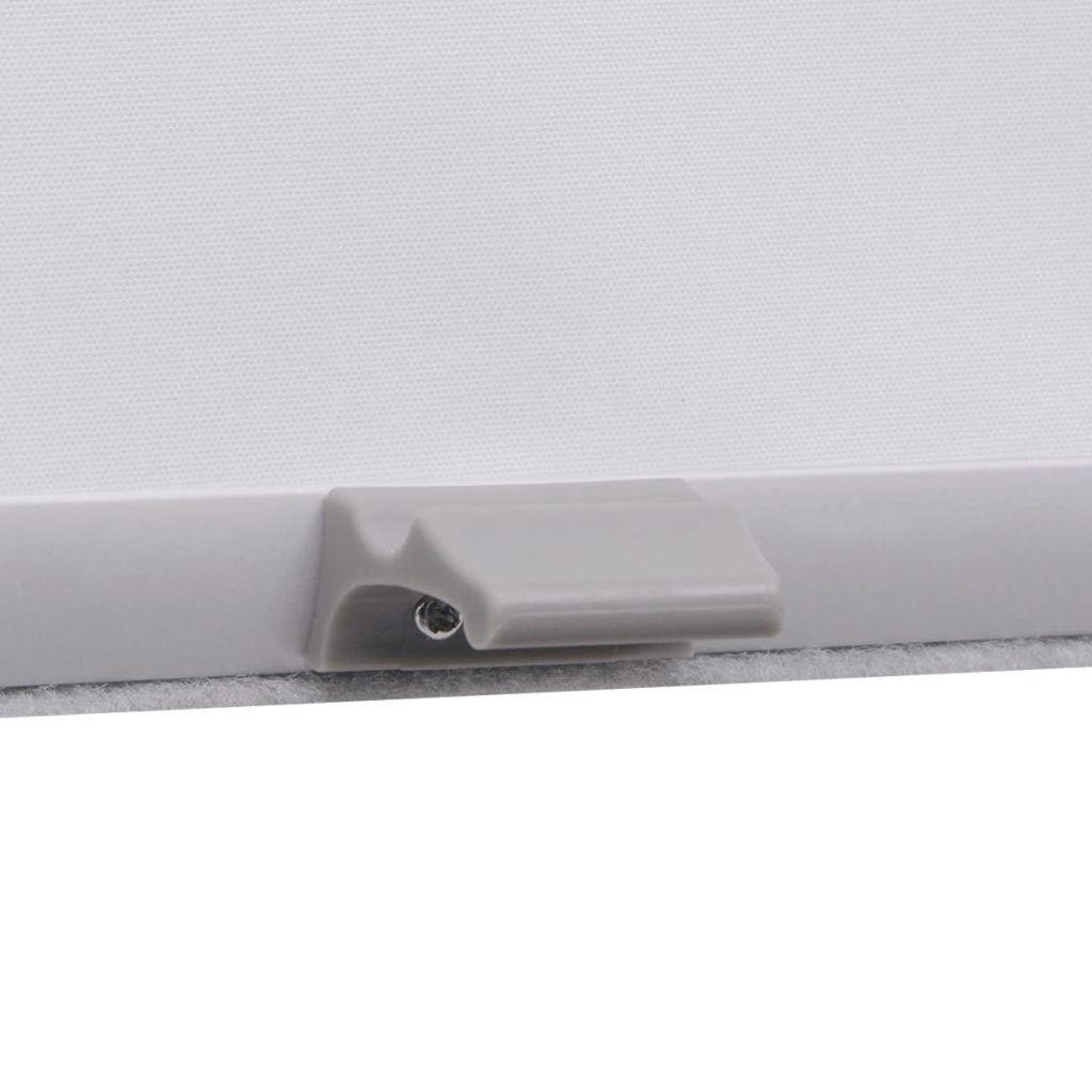 Jaluzele opace tip rulou P08/408, alb