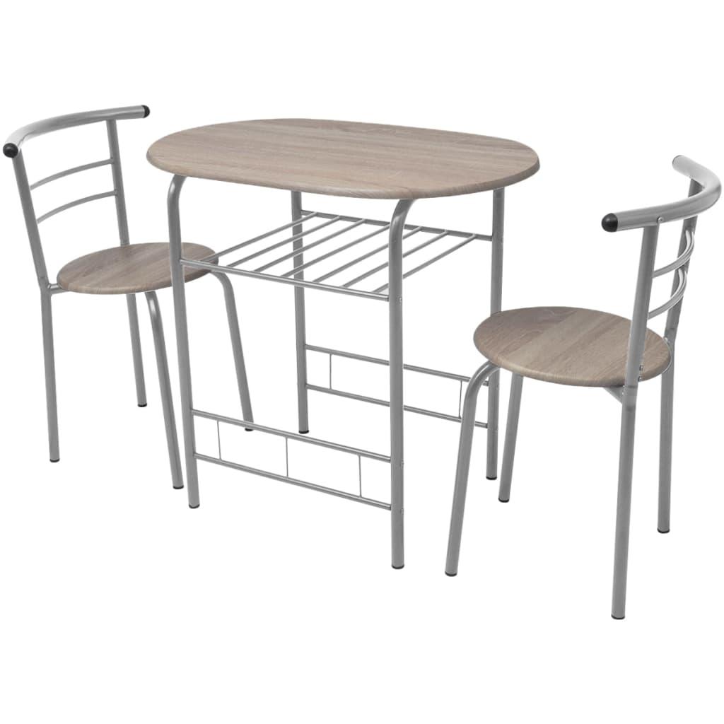 Set mobilier bar pentru mic dejun, MDF