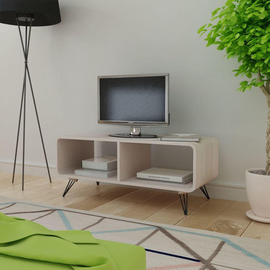 vidaXL Dulap din lemn, 90 x 39 x 38,5 cm, gri