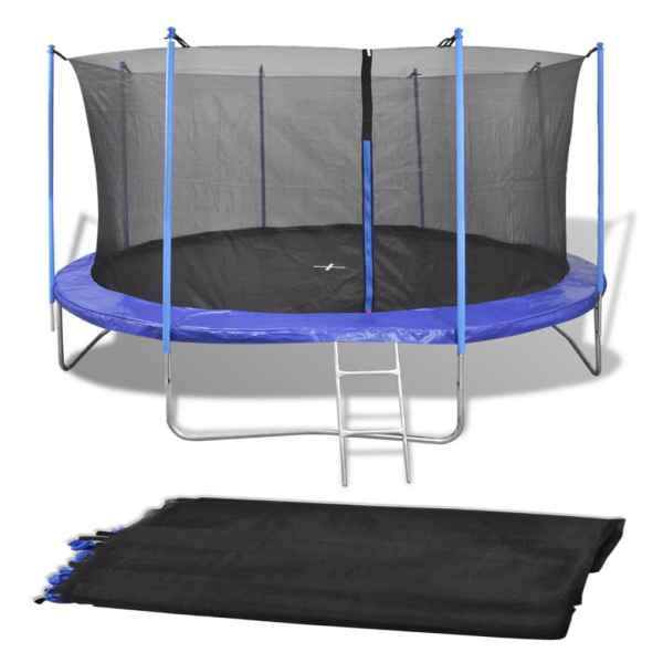 Plasă de siguranță pentru trambulină rotundă de 3,66 m