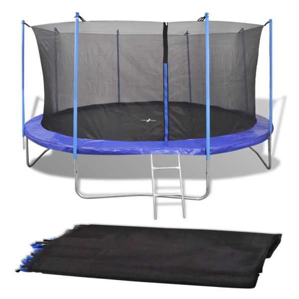 Plasă de siguranță pentru trambulină rotundă de 4,26 m