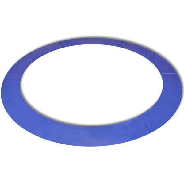 vidaXL Bandă de siguranță trambulină rotundă de 3,66 m