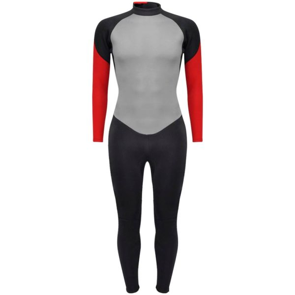 vidaXL Costum sporturi acvatice pentru bărbați, XXL, 185-190cm, 2,5 mm