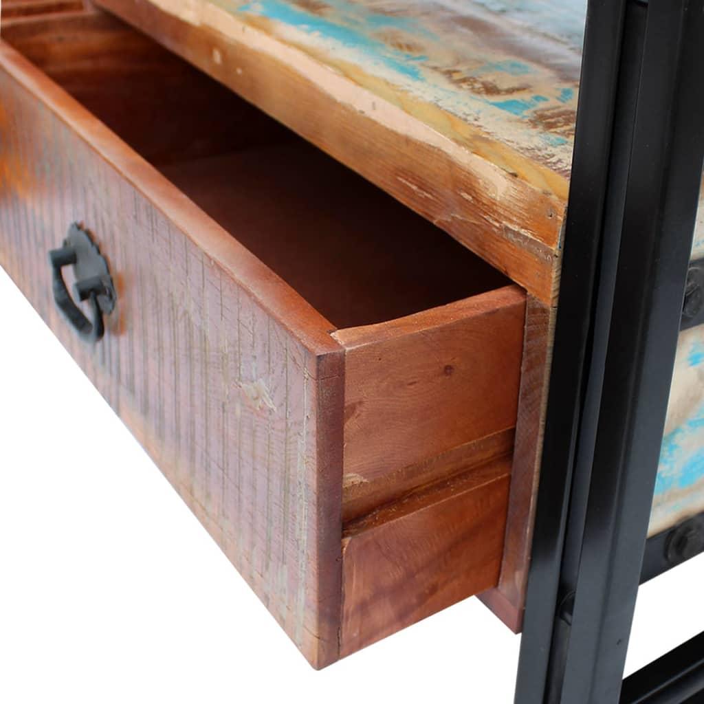 Comodă TV din lemn reciclat de esență tare