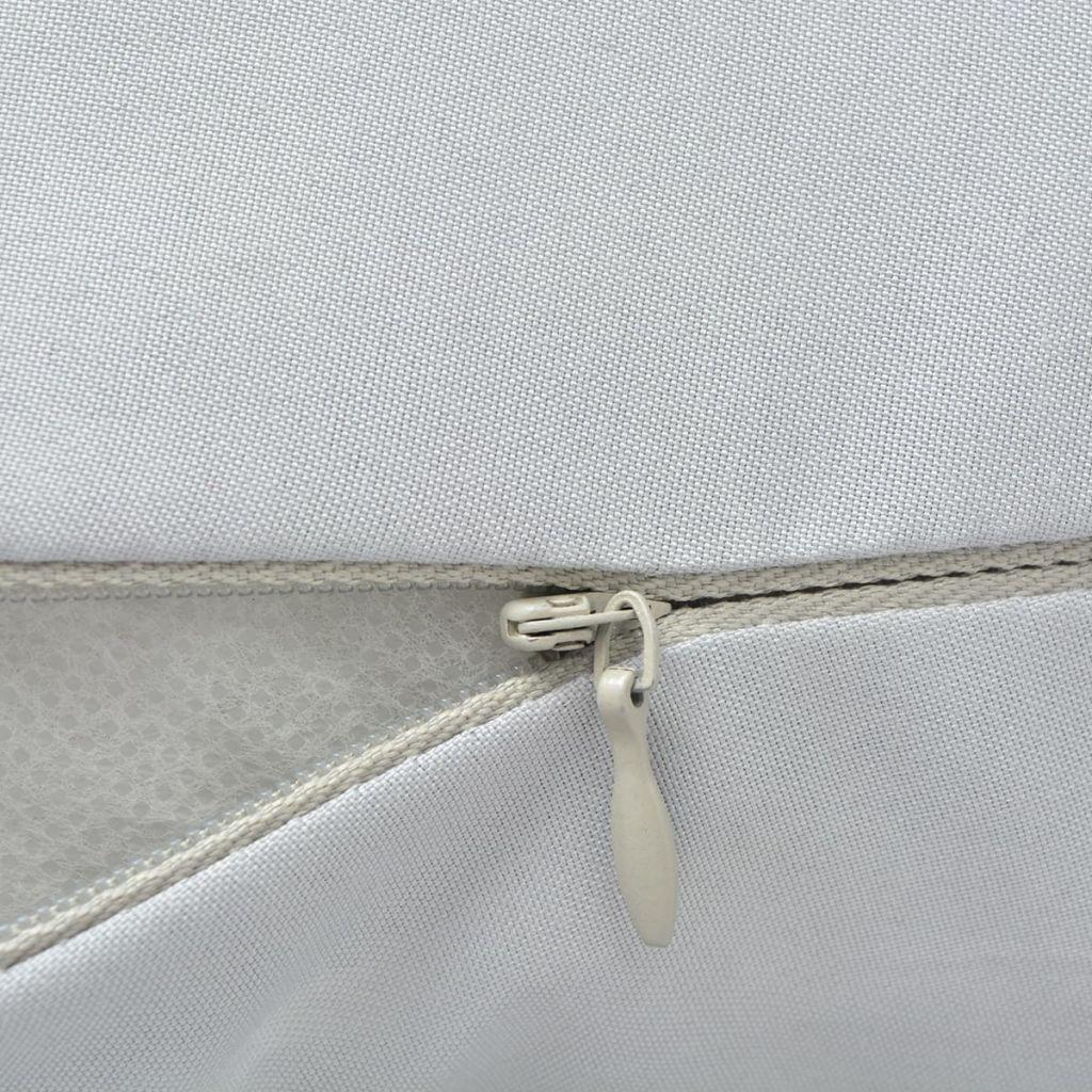 vidaXL Perna de sarcina 90 x 145 cm, gri