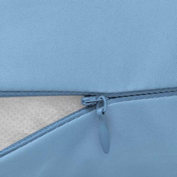 vidaXL Pernă de sarcină 90 x 145 cm albastru deschis