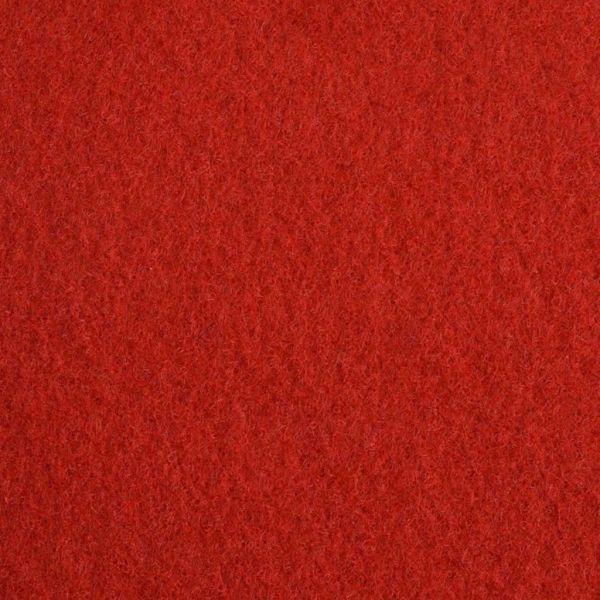 vidaXL Covor pentru expoziție, 1 x 12 m, roșu